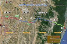 آغاز رسمی عملیات اجرایی منطقه ٢آزادراه تهران- شمال با حضور معاون اول رییس جمهور