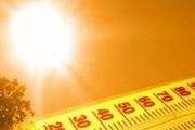 دمای کرمانشاه 40 درجهای میشود