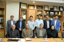 انعقاد تفاهمنامه همکاری برای تکمیل و ساخت کتابخانه در شهرستان قروه
