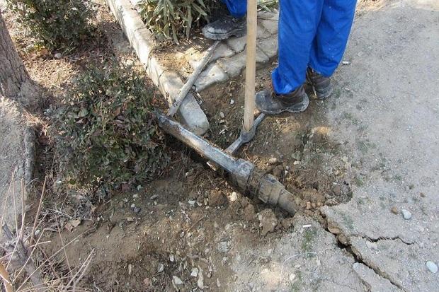 27 هزار انشعاب غیرقانونی آب و فاضلاب جمع آوری شد