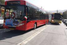11 دستگاه اتوبوس به ناوگان حمل و نقل شهری اراک پیوست
