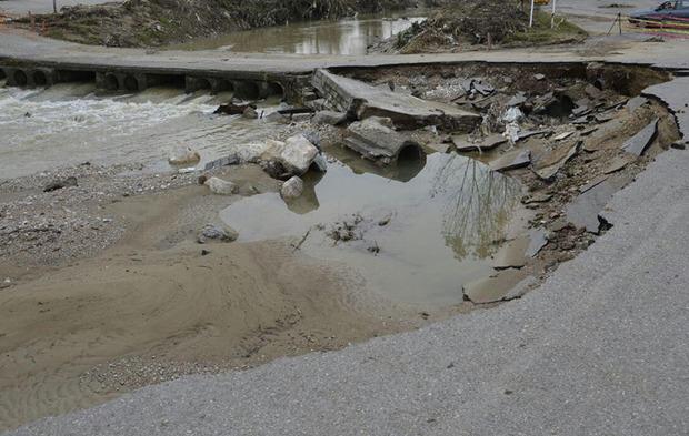 6 مسیر براثر سیلاب تاکنون در سیستان و بلوچستان بسته شده است