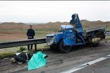 تصادف رانندگی در ایلام منجر به مرگ 2 تبعه پاکستانی شد