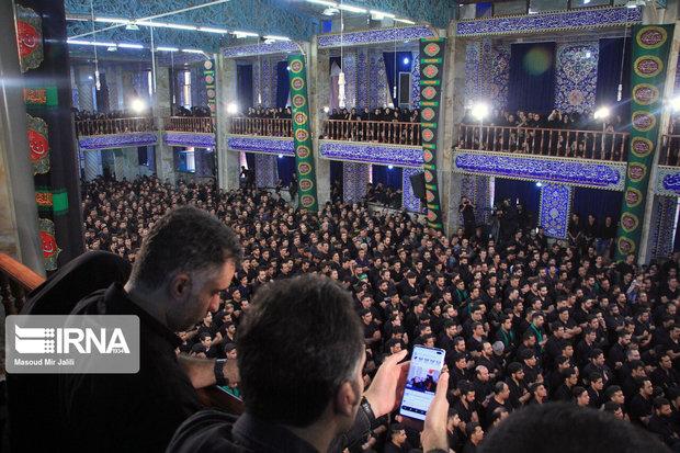 عزاداری روز عاشورا در استان یزد برگزار شد