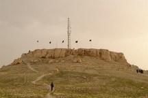 تاریخ گراشبر فراز کلات  خیز شهرداری برای مرمت قلعه تاریخی