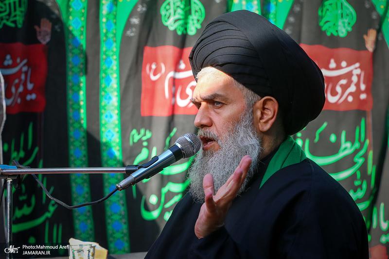 عزاداری تاسوعا حسینی(ع) هیات گردان تخریب و گردانهای لشکر 27 محمد رسول الله(ص)