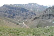 غلبه خشکسالی شدید بر ارتفاعات مازندران