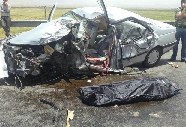 57 نفر در حادثه های ترافیکی خراسان شمالی فوت کردند