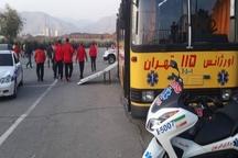 اورژانس تهران به 31 هوادار تیم پرسپولیس خدمات ارائه کرد