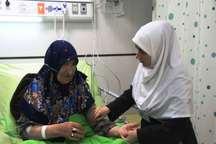 مسئولان برای رفع مشکلات پرستاران تلاش کنند