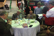 گلریزان کمک های به بیماران نیازمند در قزوین برگزار شد