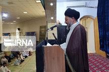 امام جمعه ایرانشهر: همه باید برای ارتقا امنیت احساس مسئولیت کنند