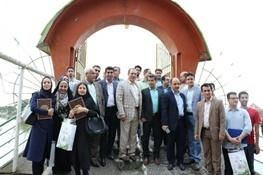 مقدمات بازگشایی جزیره استخر لاهیجان فراهم شد