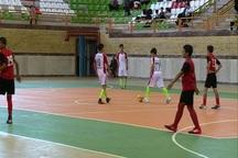 مسابقات فوتسال لیگ برتر نونهالان استان اردبیل پایان یافت