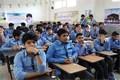 ظرفیت های لازم برای تحصیل تمامی دانش آموزان فراهم شده است