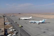 پروازهای خارجی به اصفهان کاهش یافت