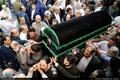 پیکر روحانی مبارز انقلاب در حرم امام راحل به خاک سپرده شد