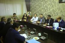 علاقمندی پارک فناوری آلماتی قزاقستان برای همکاری با ربع رشیدی تبریز
