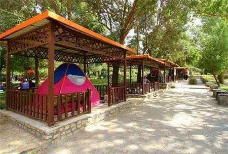 ساخت اردوگاه تفریحی رفاهی در باشت آغاز شد