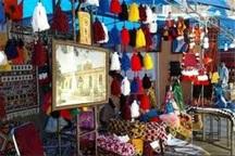 نمایشگاه صنایع دستی در دهدشت برپا شد
