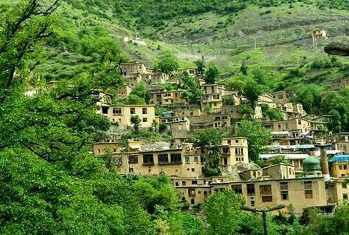 روستای شگفت انگیز ماسوله + تصاویر