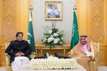 جزییات سفر عمران خان به عربستان پنهان ماند