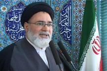 امام جمعه خرمدره: سپاه پاسداران حافظ ارزشهای انقلاب است