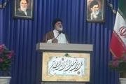 امام جمعه دامغان: آمریکا به دنبال ایجاد شکاف بین ایران و عراق است