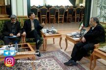 تاکید استاندار خراسان رضوی بر هدایت طرحهای اشتغالزای کمیته امداد به بازارسوغات مشهد