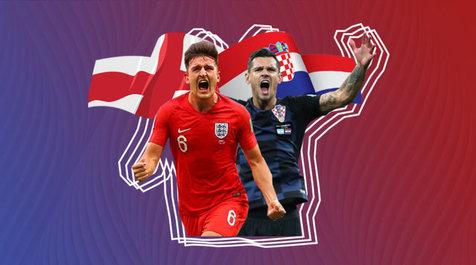 جدال انگلیس و کرواسی برای هم بازی شدن با فرانسه!