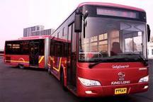 ۴۰ دستگاه اتوبوس جدید وارد ناوگان حمل و نقل عمومی می شود