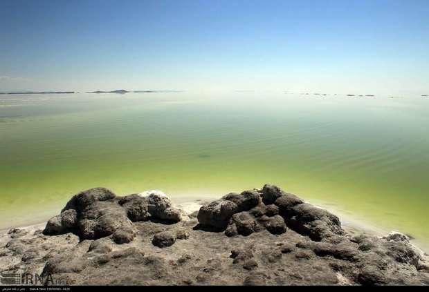 تراز دریاچه ارومیه رکورد زد/ بیشترین میزان در پنج سال اخیر