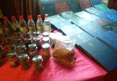 45 دستاورد پژوهشی و ترویجی کشاورزی در قزوین رونمایی شد