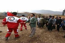 نجات 60 نفر از گردشگران گرفتار در سیل منطقه چاشم مهدیشهر