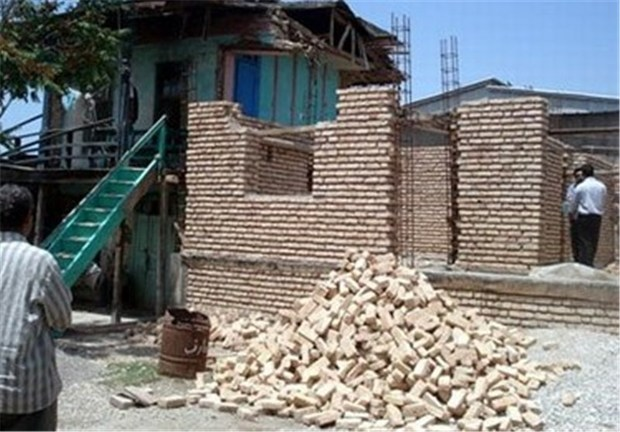 9500 میلیون ریال برای بهسازی مسکن روستایی دلیجان پرداخت شد