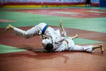 ارتش در مسابقات جودوی نیروهای مسلح قهرمان شد