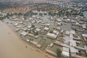 447منطقه سیل زده در خوزستان امدادرسانی شد
