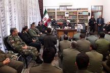 تبعیت از رهبری توطئه های دشمنان انقلاب اسلامی را خنثی می کند