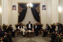 عمران خان: امیدواریم زمینه سفر زمینی از پاکستان به مشهد مقدس مهیا شود