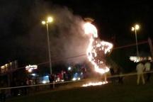 تایید آتشسوزی عمدی طاووس دروازه قرآن شیراز  سقوط ۵ تبعه افغانستانی به رودخانه کهمره سرخی