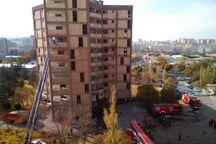 مانور امداد و نجات و اطفاء حریق آتش نشانی در تبریز برگزار میشود