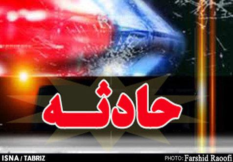 فوت کارگر 25 ساله بر اثر ریزش آوار در شهرک دانشگاه تهران