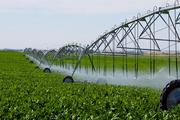 اجرای طرح آبیاری تحت فشار در اراضی سلطانیه