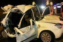 رعایت نشدن حق تقدم رانندگی،سه کشته در شیراز برجا گذاشت