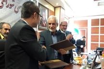 شهرداری اراک با چین تفاهم نامه همکاری امضا کرد