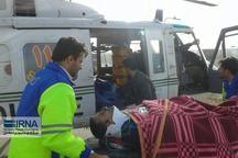 13 مصدوم و یک کشته نتیجه سه حادثه رانندگی درشرق سمنان