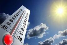 اختلاف دمای ایستگاه ها و داخل شهر، چهار تا پنج درجه است