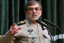 جانشین فرمانده ارتش: نیروی زمینی پاسخگوی تهدیدات دشمنان است