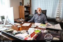 واکنش روزنامه کیهان به تصویر کامپیوتر حسین شریعتمداری