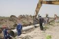 آبرسانی به هفت روستای باشت با مشارکت بنیاد برکت آغاز شد